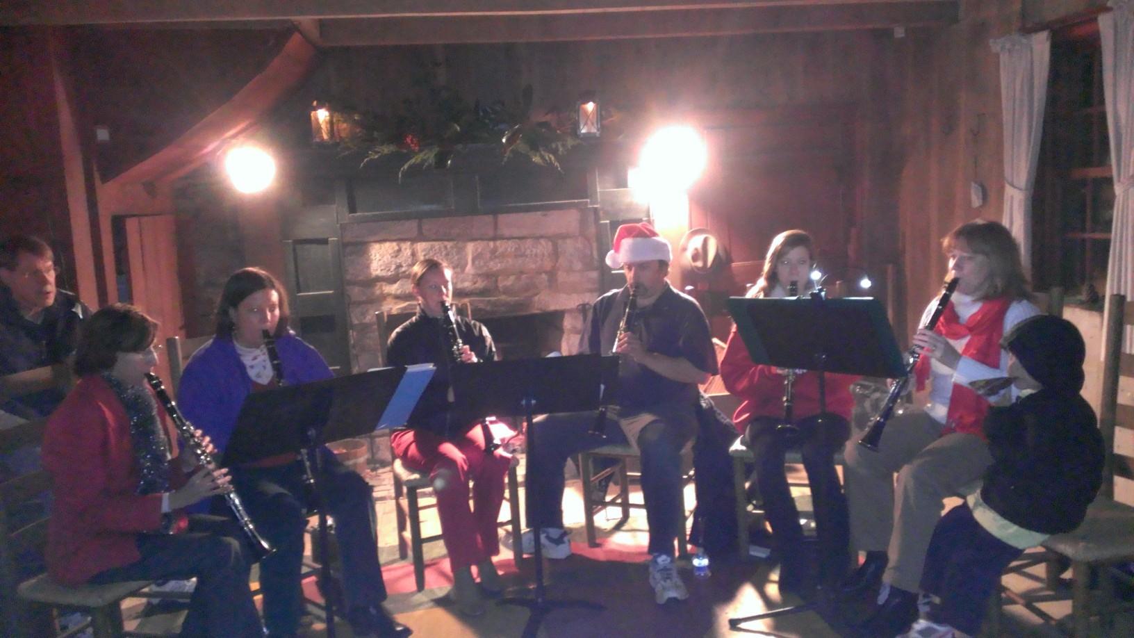 MCB Clarinet Ensemble